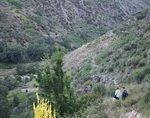 ruta del charco del trabuquete en el Guijo.