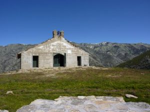 Refugio Nuestra Señora de las Nieves en el Guijo.