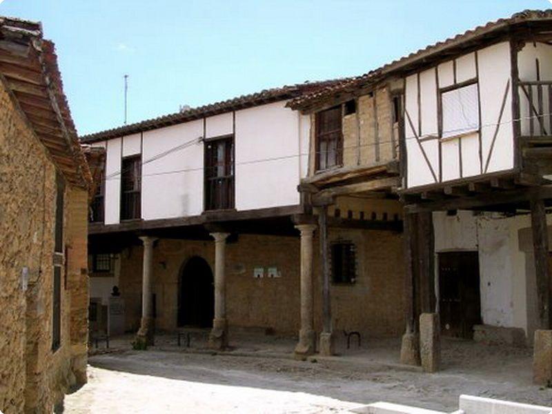 Casa Jeromín Cuacos de yuste
