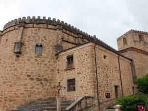 La Parroquía de Santa María de la Torre.