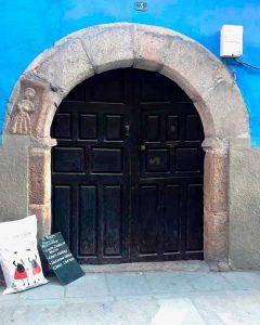 Casa de las Muñecas en Garganta la olla