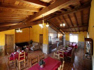 Casas rurales para grupos en Cáceres